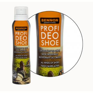 DEZODORANT DO BUTÓW PROFI DEO SHOE 150 ML OP9000 BENNON