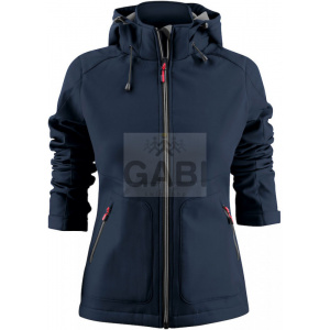 KURTKA KARTING SOFTSHELL LADY 2261062 PRINTER ESSENTIALS 18323