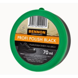 KREMOWY KONCENTRAT PROFI POLISH BLACK 70 ML BENNON OP6000